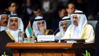 Arabische Regierungschefs am Krisengipfel in Sharm El Sheich