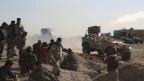 Amerikanische Luftangriffe auf Tikrit