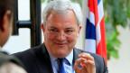 Die grösste humanitäre Tragödie, die der Brite Stephen O'Brien von seiner Vorgängerin übernimmt, ist jene in Syrien.
