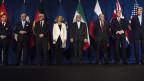 In Lausanne haben sich die Unterhändler am Donnerstagabend auf ein Rahmenabkommen mit dem Iran geeinigt.