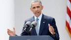 US-Präsident Obama würdigte das Abkommen als Erfolg.