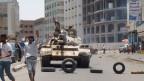 Journalisten berichten kaum mehr aus Aden; IKRK-Mitarbeiter sprechen von einer Geisterstadt.