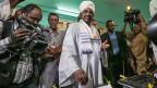 Omar al-Bashir, Sudans Präsident, kommt dem Westen gelegen.