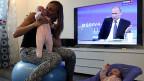 Wo drückt der russische Schuh? Wladimir Putin beantwortet am Fernsehen Fragen aus der Bevölkerung.