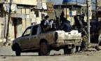 IS-Kämpfer im syrischen Raqqa