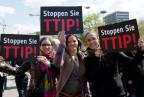 Demonstrantinnen in Deutschland