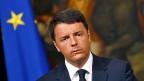 Seit Tagen schon fordert der italienische Premier Matteo Renzi  konkrete Lösungen zum Flüchtlingsdrama im Mittelmeer - und Hilfe von den anderen EU-Ländern.