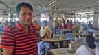 Noch surren die Nähmaschinen in der Fabrik von Arif Jebtik, aber von seinen knapp 800 Näherinnen hat der Fabrikbesitzer bereits die Hälfte entlassen. Im Juni will er ganz schliessen.