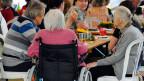 Britische Rentner scheinen zufrieden. Symbolbild.