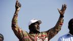 Soll gestürzt worden sein: der bisherige Präsident von Burundi Nkurunziza.