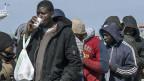 Häufig wollen sich Flüchtlinge in Italien nicht registrieren lassen. Das Ziel ist Nordeuropa.