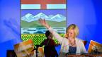 «We might have made a little bit of history», «wir haben ein bisschen Geschichte gemacht», sagt Rachel Notley von der Neuen Demokratischen Partei  nach dem Wahlsieg über die Progressiv Konservative Partei, die in der kanadischen Provinz Alberta seit mehr als 40 Jahren die Mehrheit innegehabt hat.