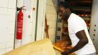 Bei Djibril Bodian gibt es 2015 das beste Baguette von Paris.