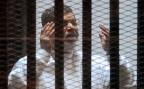 Mohammed Mursi bei der Urteilsverkündung in Kairo