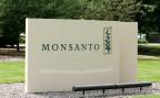Der Eingang zum Hauptsitz des Monsanto-Konzerns in St. Louis