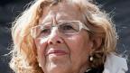 Manuela Carmena ist die Kandidatin des linken Parteienbündnisses «Ahora Madrid» und will Bürgermeisterin werden.