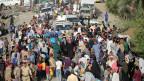 Die USA finden, der Verlust Ramadis sei verkraftbar. Die zahlreichen Menschen, die aus der Stadt fliehen, sehen das wahrscheinlich anders.