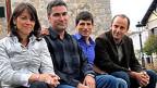Mitglieder der Bürgerbewegung «Vecinos por Torrelodones». Nachdem die «Vecinos» die zweifelhaften Geschäfte des konservativen Dorfkönigs aufgedeckt hatte, wurde Elena Birriun (ganz links) Bürgermeisterin.
