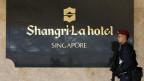 Der sogenannte Shangri-La Dialogue  - benannt nach dem Hotel, wo er stattfindet – wird von der Denkfabrik IISS organisiert.