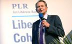 FDP-Parteipräsident Philipp Mueller an der Delegiertenversammlung der FDP Schweiz in Amriswil