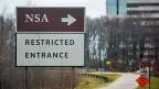 «Restricted Entrance» gilt nun auch für den US-Geheimdienst NSA selber.