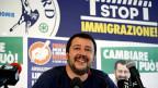Matteo Salvini von der «Lega Nord» Die Rechtspartei ist die wirkliche Gewinnerin der Regionalwahlen.