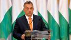 Ungarns Premier Viktor Orban schüre gezielt die Fremdenfeindlichkeit.