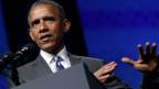 US-Präsident Barack Obama bringt ausgerechnet die Demokraten gegen sich auf.