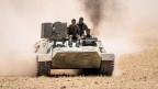 Kurdische Einheiten haben die IS-Terrormiliz vom nordsyrischen Grenzübergang Tell Abjad vertrieben. Für die IS war Tell Abjad das Einfallstor für ihren Nachwuchs.