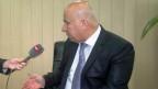 Nawzad Hadi, der Gouverneur von Erbil, der Hauptstadt des autonomen Kurdengebiets.
