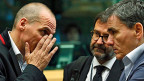 Der griechische Finanzminister Yanis Varoufakis scheint müde – vom Seilziehen um die griechischen Schulden.