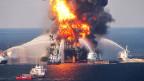 Am 22. April 2010 geriet im Golf von Mexiko die Ölplattform «Deepwater Horizon» in Brand. Die folgende Ölkatastrophe verursachte immense Schäden.