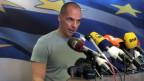 Gianis Varoufakis sagte: «Er trage die Rückweisung der Gläubiger mit Stolz.»