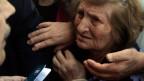 Das Abstimmungsresultat spaltet Griechenlands Bevölkerung und die EU. Eine Rentnerin sorgt sich um ihre Rente.