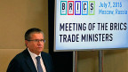 Am Gipfeltreffen der Brics-Staaten ist die «eigene» Brics-Bank eines der Themen, über die gesprochen wird.