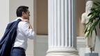 Auf den griechischen Premier warten harte Zeiten. Der Mann der linksliberalen Partei to Potami hofft, dass Alexis Tsipras die nächsten Wochen und Monate politisch überlebt. Neuwahlen wären katastrophal, sie brächten wochenlangen politischen Stillstand.