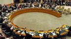 Fünfzehn zu Null -  dieses seltene Resultat konnte der Präsident des Uno-Sicherheitsrates verkünden.