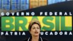 Gefangen im Korruptionssumpf: Für die brasilianische Präsidentin Rousseff wird es langsam eng.