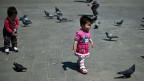 Chinas Kinder haben wohl bald wieder Geschwister. Das Land verabschiedet sich von der Ein-Kind-Politik.