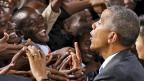 US-Präsident Obama hat die Herzen der Kenianer und Kenianerinnen erreicht. In Diskussionen nach seinem Besuch hat sich gezeigt, dass viele Kenianer gar nicht so feindselig eingestellt sind gegenüber Homnosexuellen.