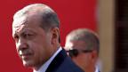 Der türkische Präsident Erdogan bricht mit den Kurden.