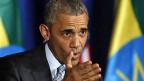 Barack Obama - Streicheleinheiten für die afrikanische Seele.