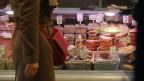 Russen kaufen nun vor allem einheimische Lebensmittel.