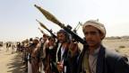 Die Huthi-Rebellen kontrollieren die meisten grossen Städte des Jemen.