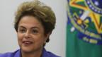 Unter Druck: Der brasilianischen Präsidentin Dilma Rousseff weht ein rauher Wind entgegen.