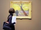 """Van Gogh's """"Saemann"""" aus der Sammlung Bührle"""