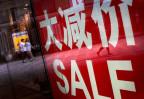 Stockende Wirtschaft in China