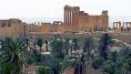 Die IS-Milizen haben einen der Tempel Palmyras zerstört.