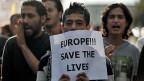 Die Flüchtlinge und die Haltung Europas: EU-Parlamentspräsident Martin Schulz spricht von «nationalem Egoismus in reinster Form».