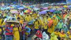 Vertrauenskrise in Malaysia. Die Proteste richten sich vor allem gegen den Premierminister – der der Korruption verdächtigt wird.